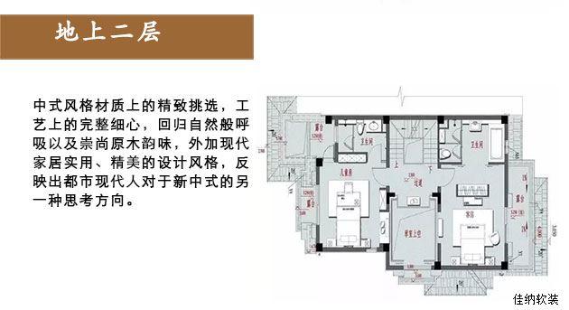 上海院子二楼户型图